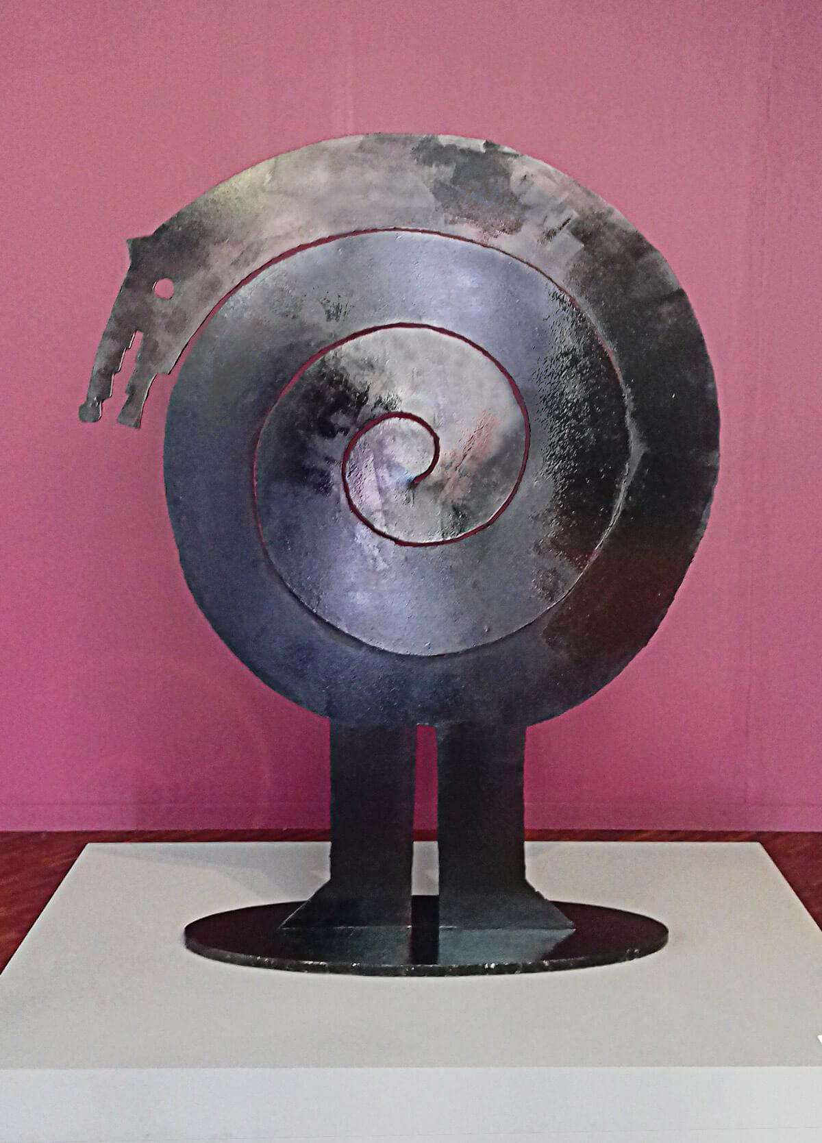 Germán Montalvo, Lobo espiral