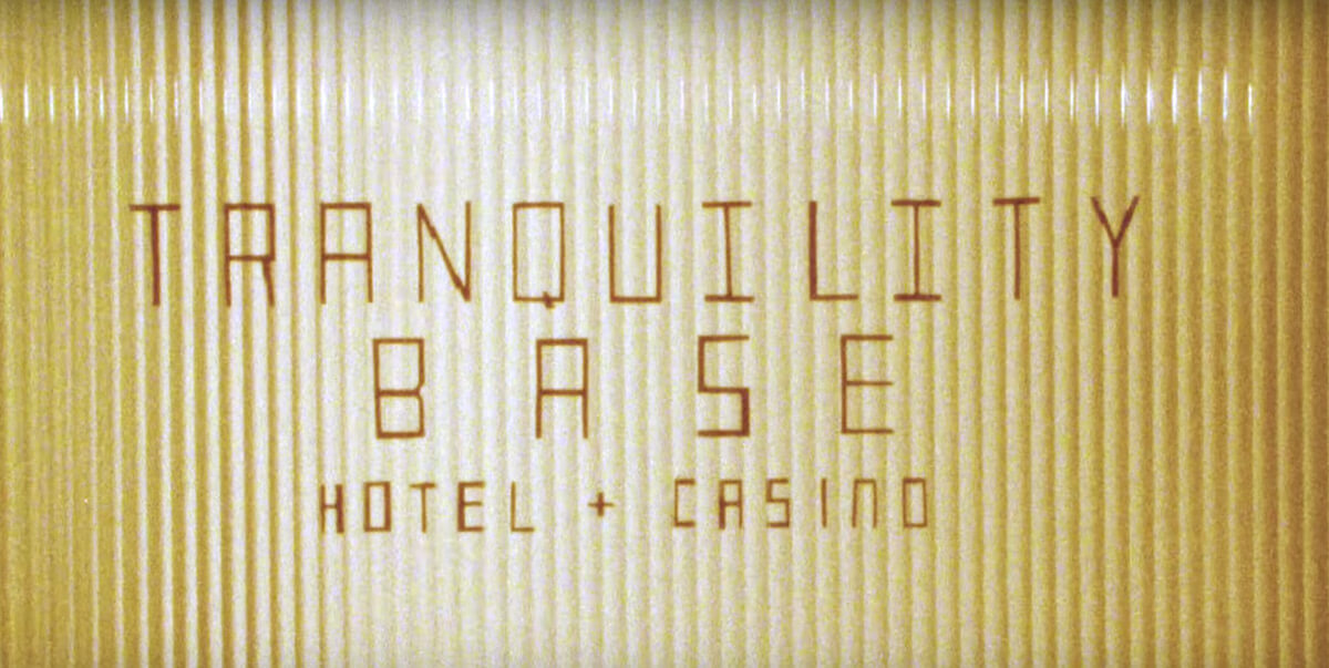Arctic Monkeys - Tranquility Base, Hotel + Casino