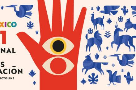 Primera Bienal de Ilustración en México Pictoline