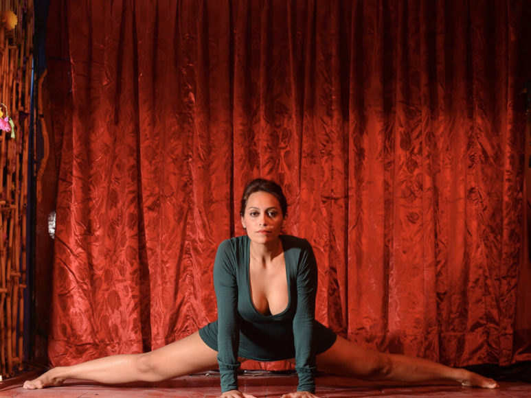 Lección de mambo, Paola Bragado