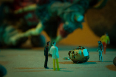Santiago Moyao, Los dioses han muerto