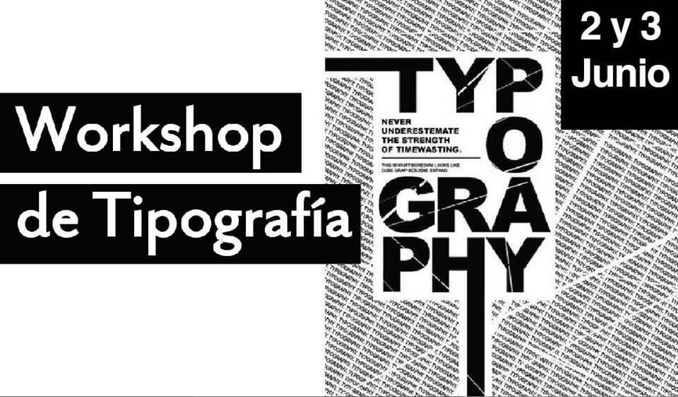 Workshop de tipografía