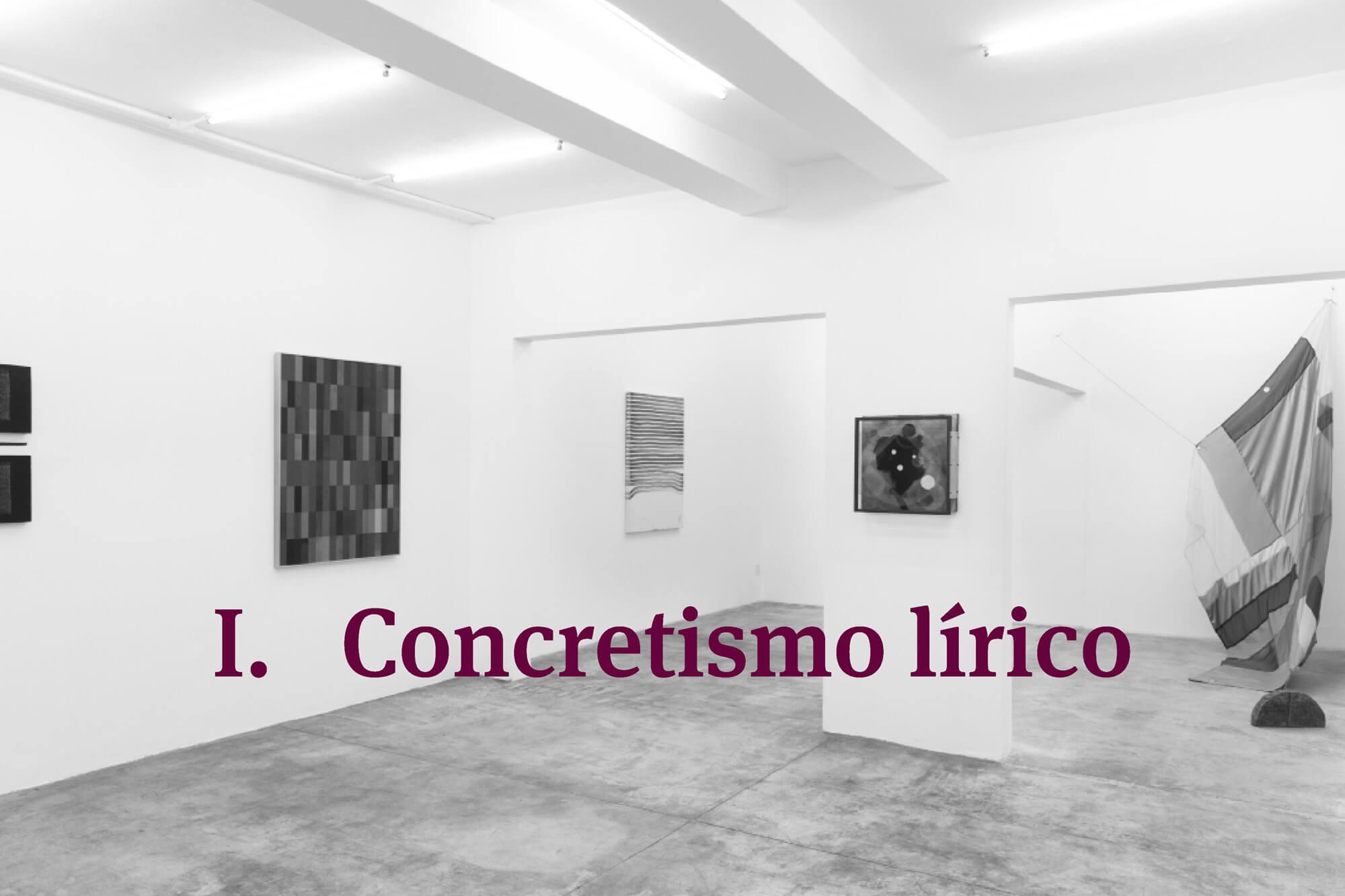 Concretismo lírico - Agenda Cultural