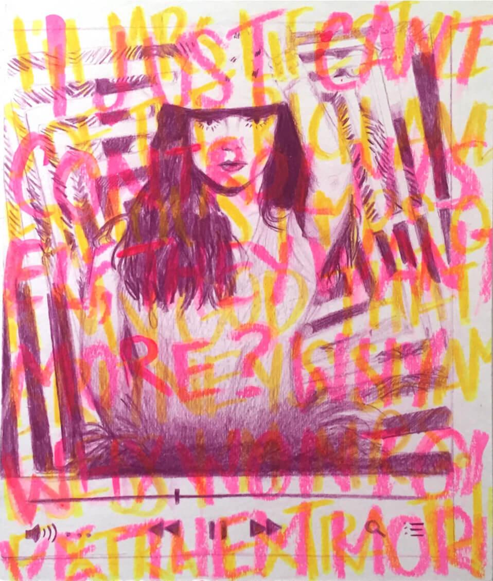 Exégesis: Blackout Daniela Jiménez