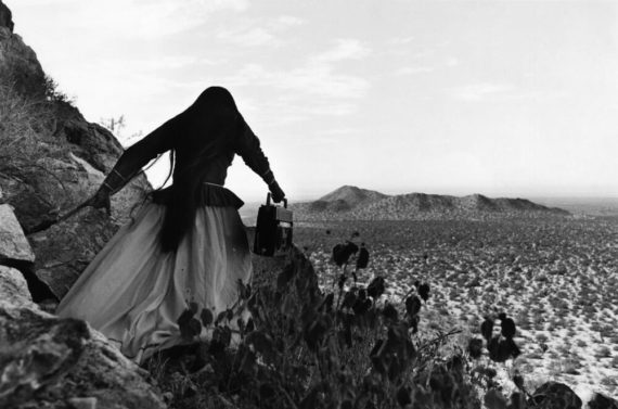 Graciela Iturbide en Madrid