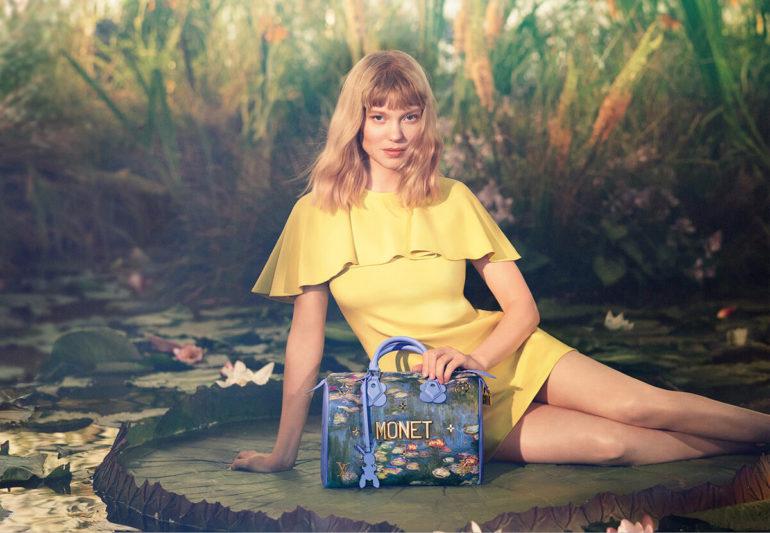 Reciclar - Jeff Koons - Louis Vuitton