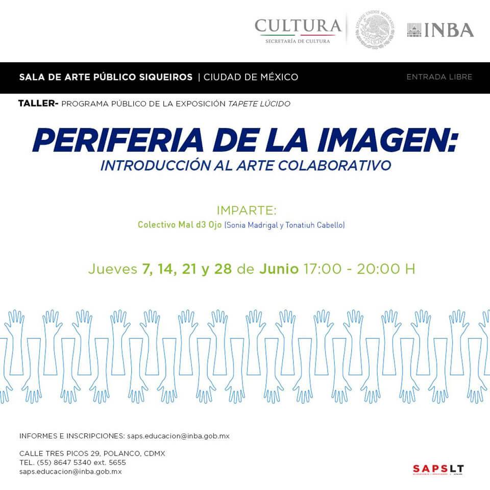 Periferia de la imagen - Agenda cultural