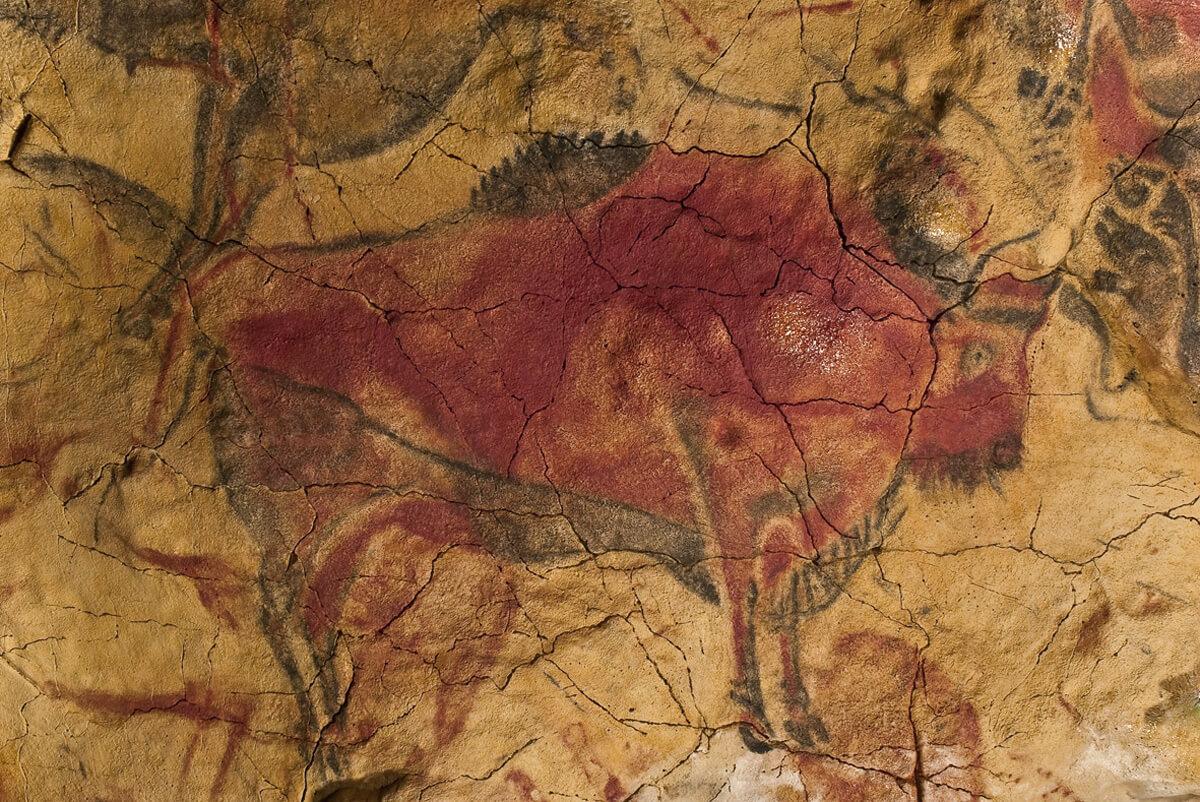 Picasso prístino paleolitico