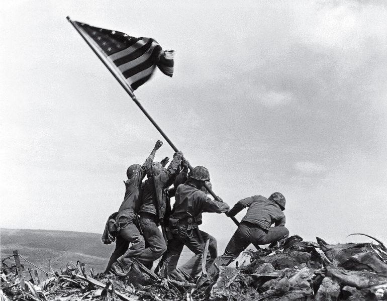 Sands of Iwo Jima - Arenas sangrientas
