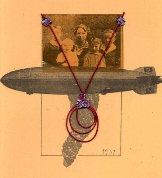 Un viaje en zeppelin - Yani Pecanins