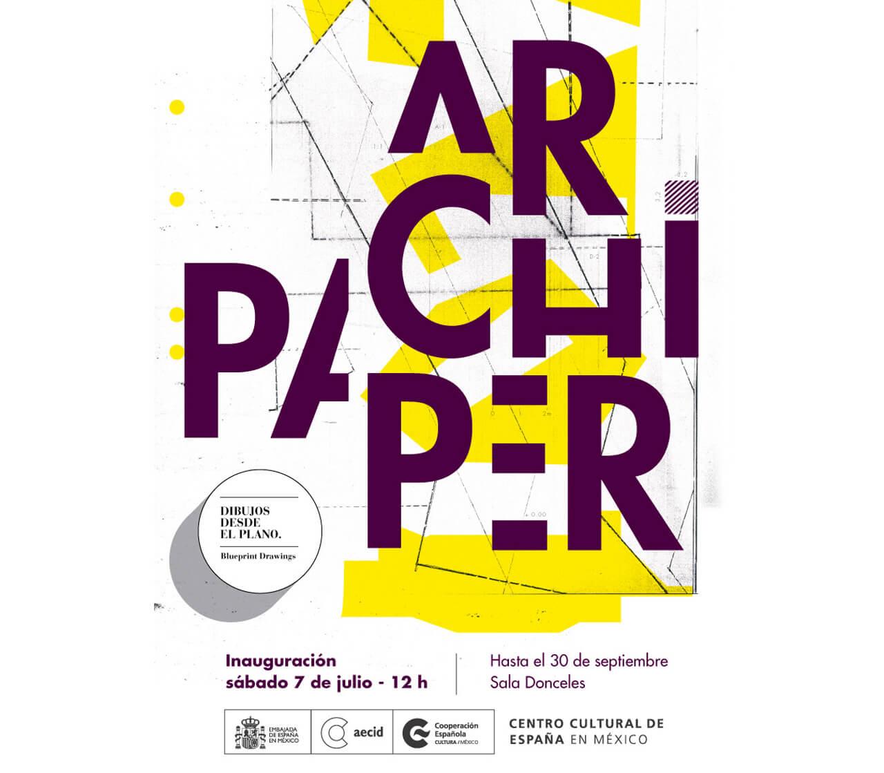 Archipaper - Centro Cultural España