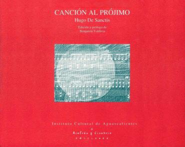 Canción al prójimo, Hugo de Sanctis