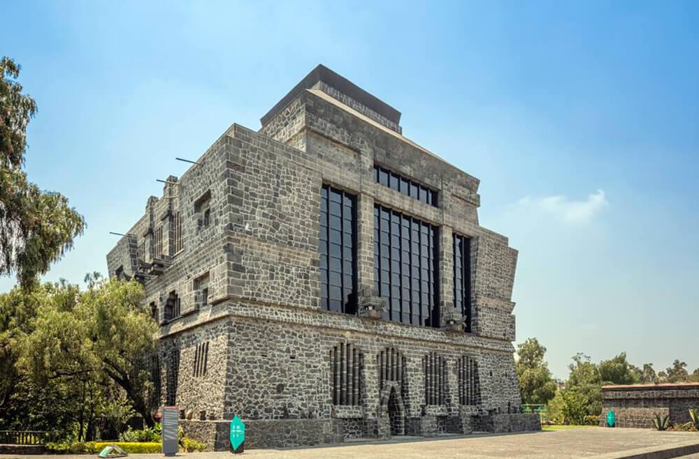 Museo Anahuacalli Digeo Rivera