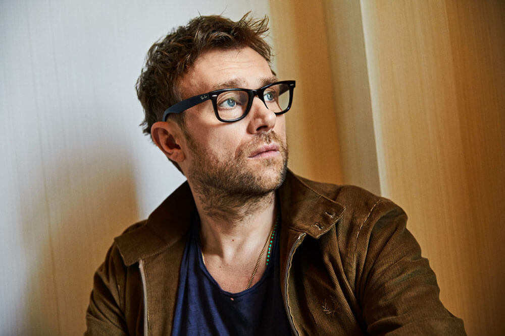 Damon Albarn - Gorillaz - The Now Now