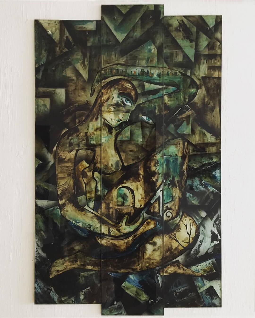Ricardo Bueno - Apócrifa Art Magazine