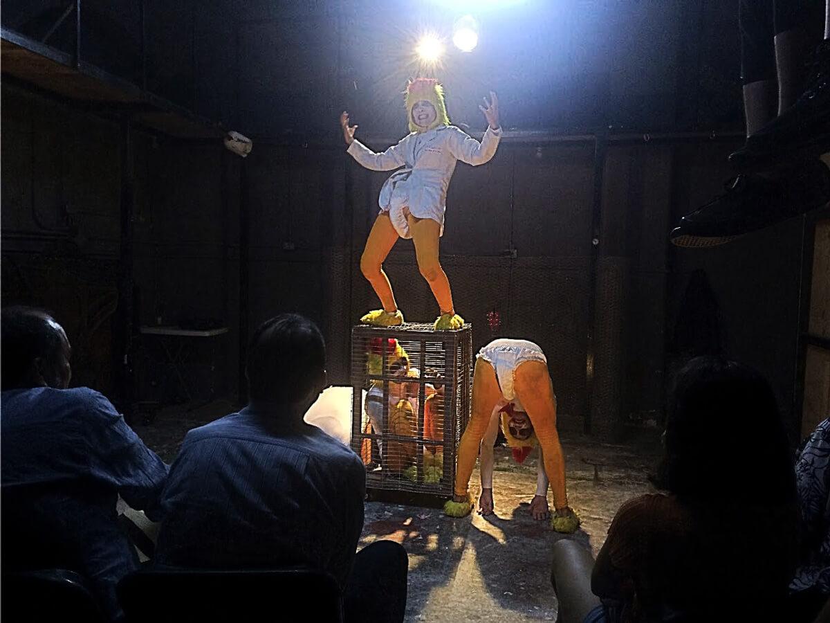 Teatro MET Oetl