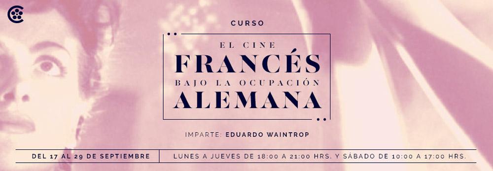 Cine francés - Cineteca Nacional