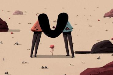 Link animación