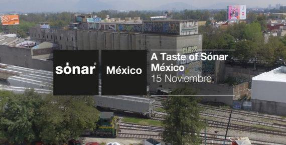 Agenda cultural - A taste of Sónar
