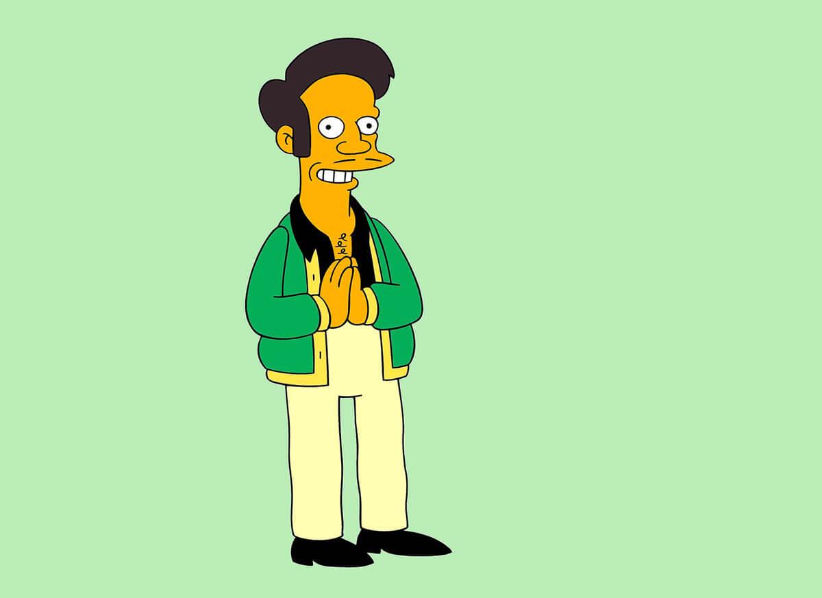 Apu - Los Simpsons