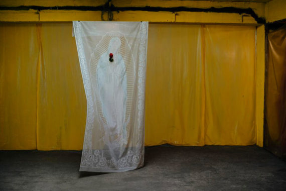 Mártires de la conquista - Apócrifa Art Magazine