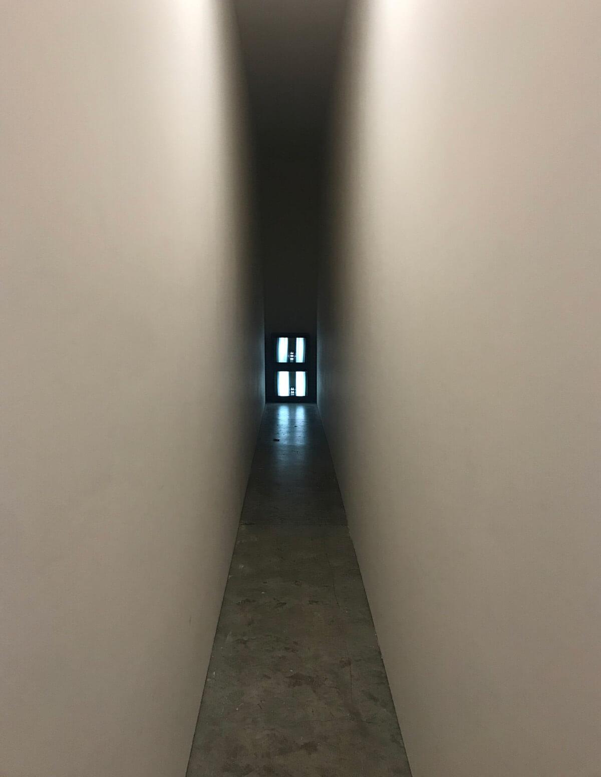 Bruce Nauman - Museo MOMA