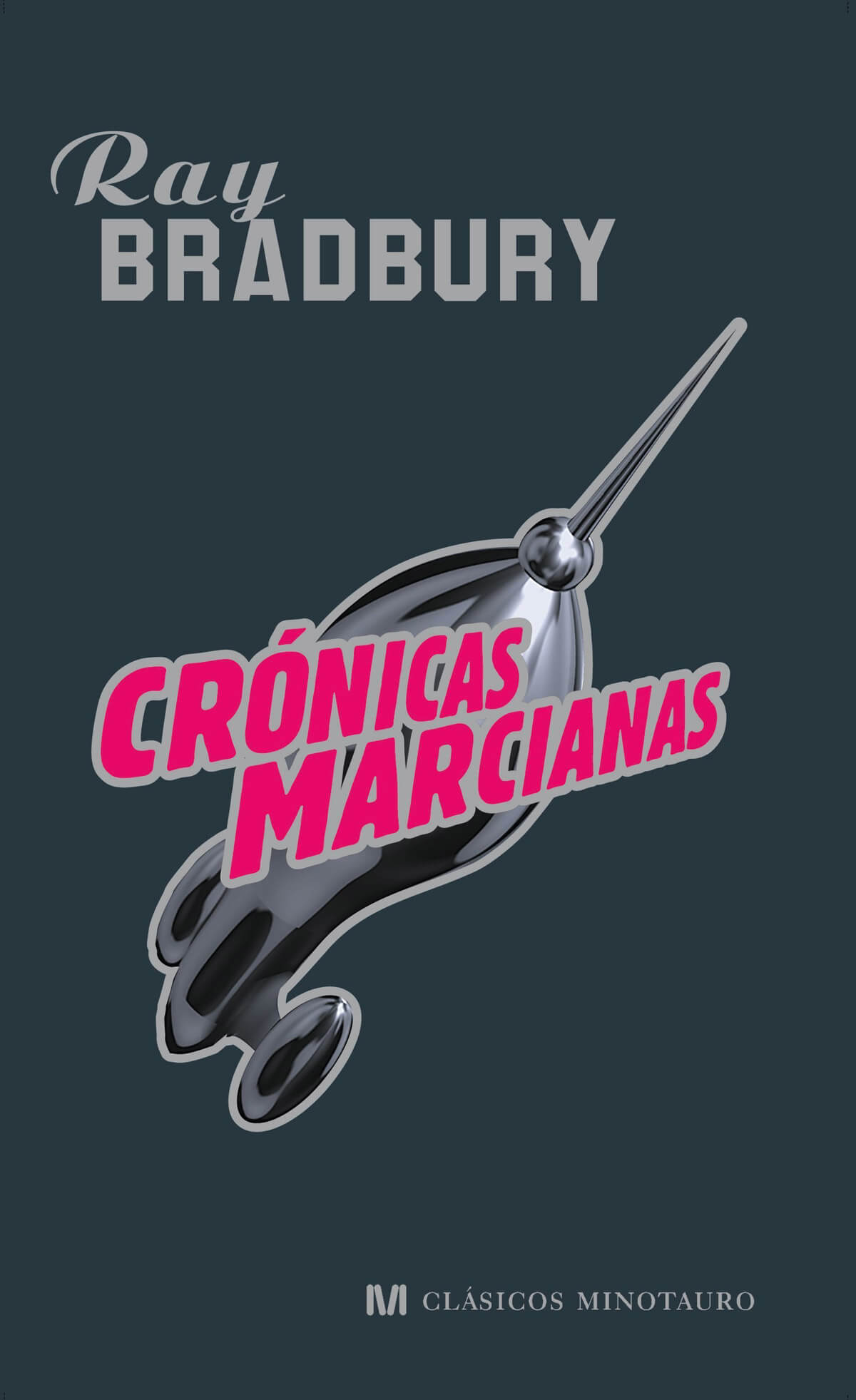 Crónicas marcianas - Ray Bradbury
