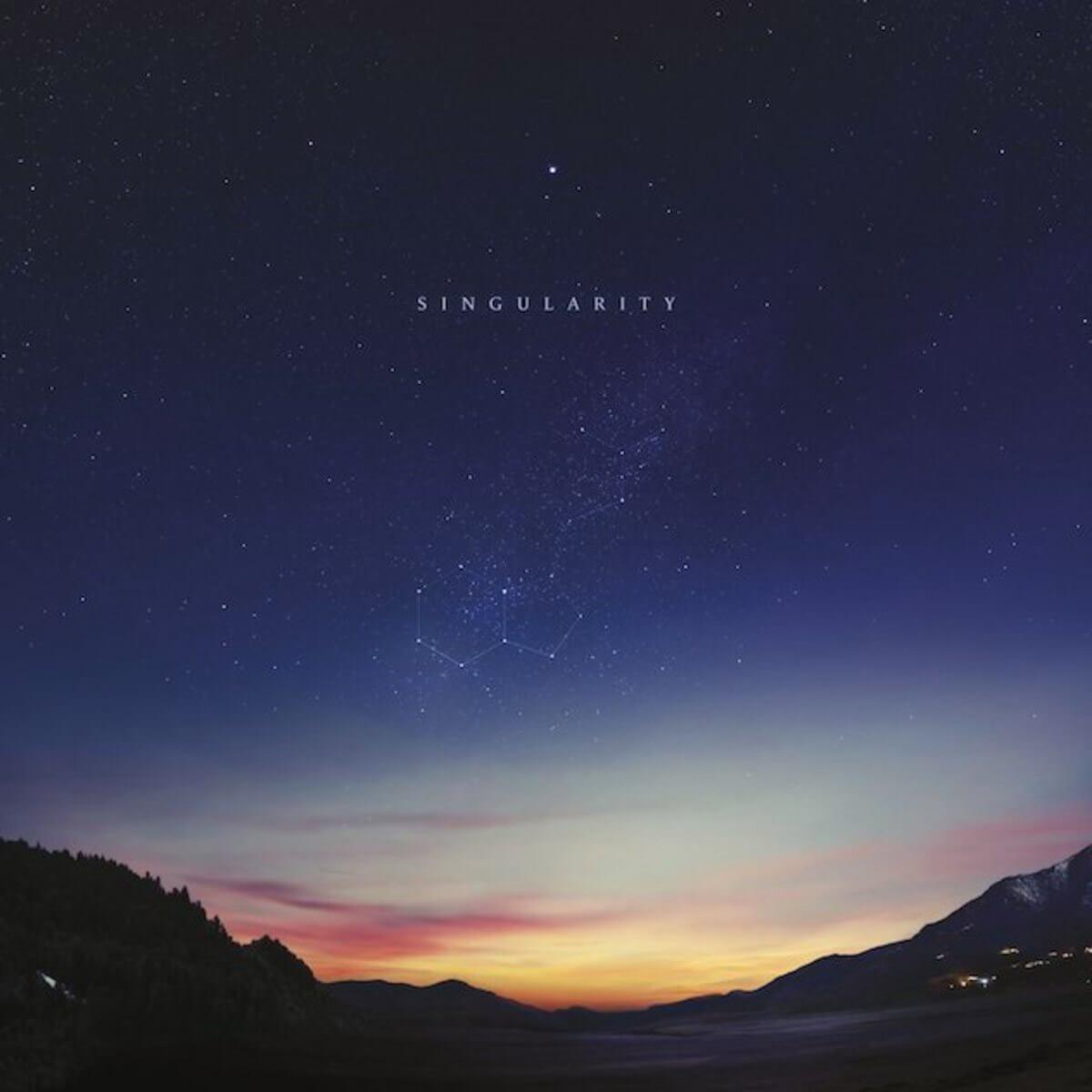 Discos 2018 - Jon Hopkins