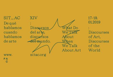 PAC - Agenda cultural
