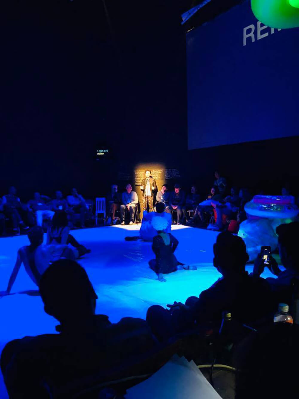 Proyecto Sed - Teatro - Apócrifa Art Magazine