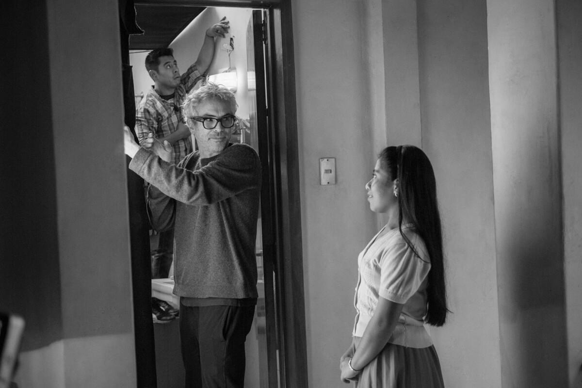 Roma - Alfonso Cuarón - Carlos Somonte