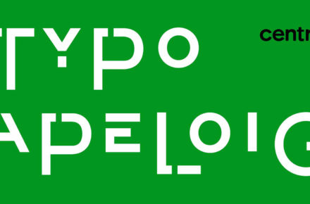 Typo Apeloig - Agenda cultural