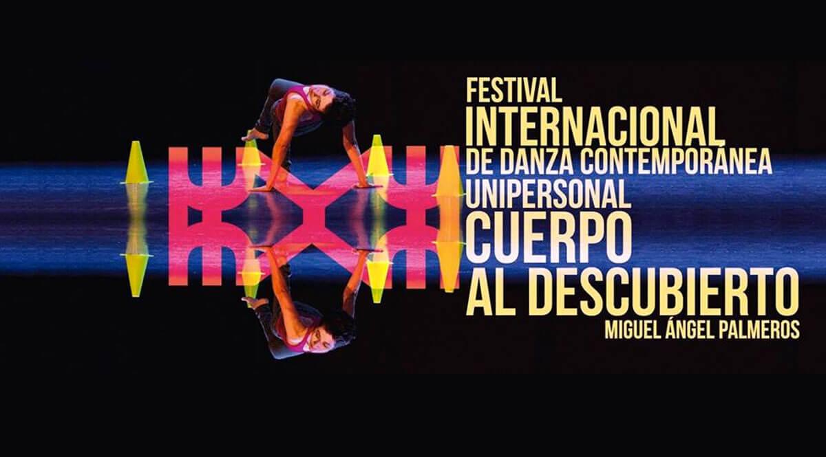 Cuerpo al descubierto, Agenda cultural, Centro Cultural de España en México