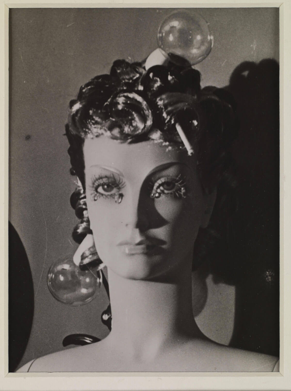 Maniquí, Man Ray, Madrid
