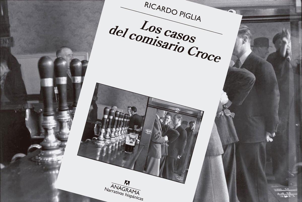 Ricardo Piglia, Comisario Croce