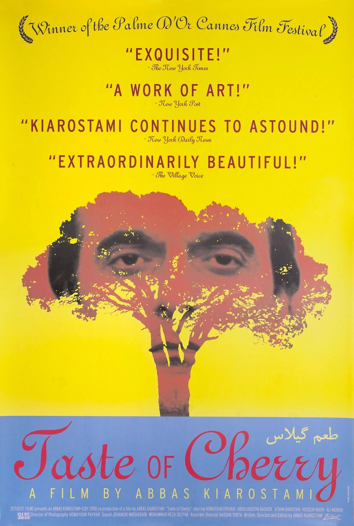 Abbas Kiarostami - Taste of cherry