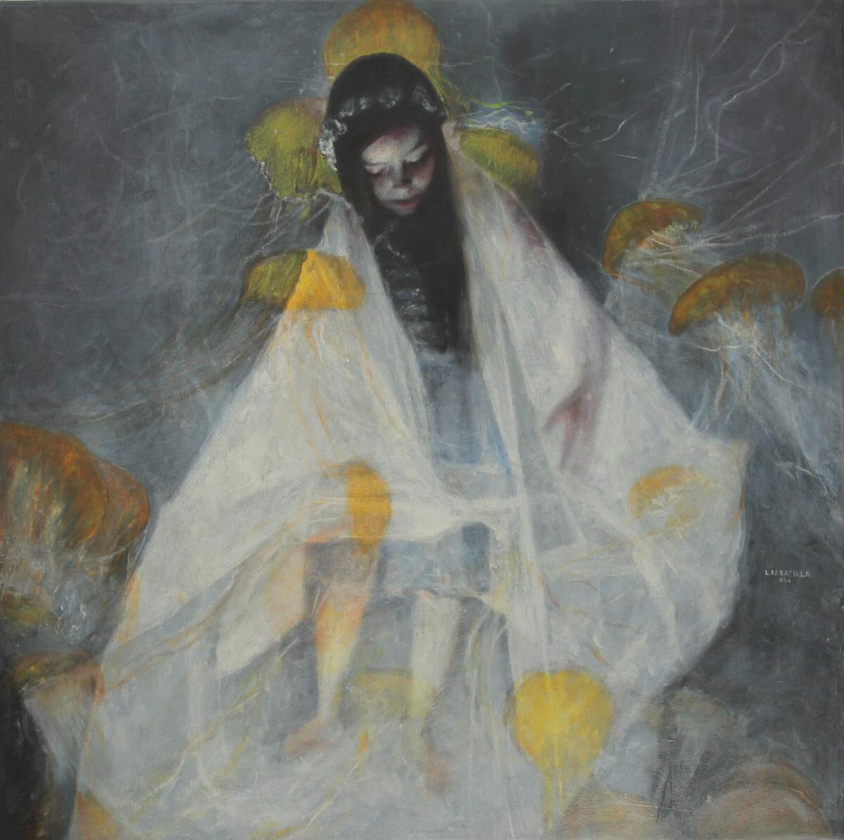 Carlos Larracilla, Apócrifa Art Magazine