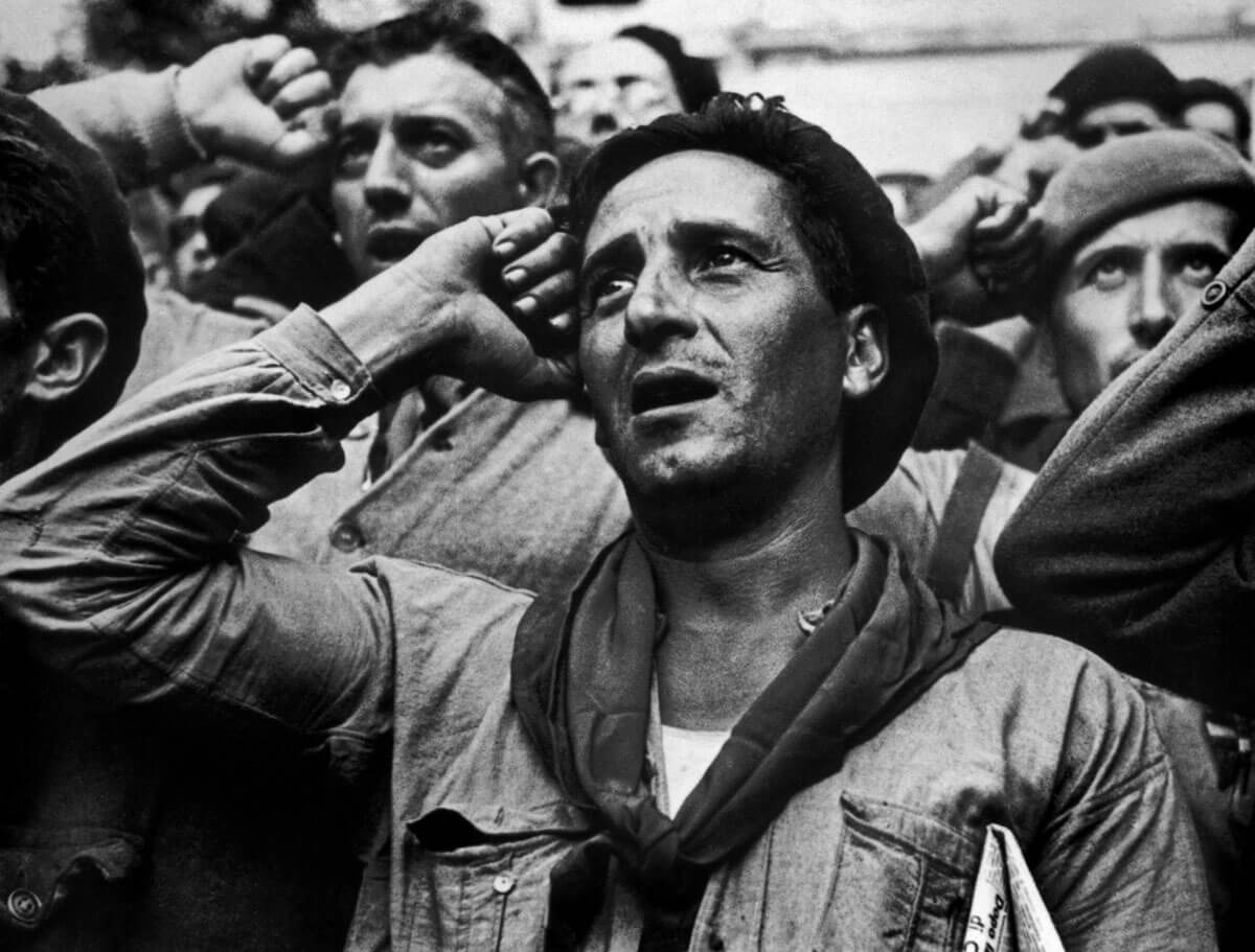 Madrid entreguerras
