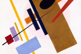 De Chagall a Malévich: el arte en revolución