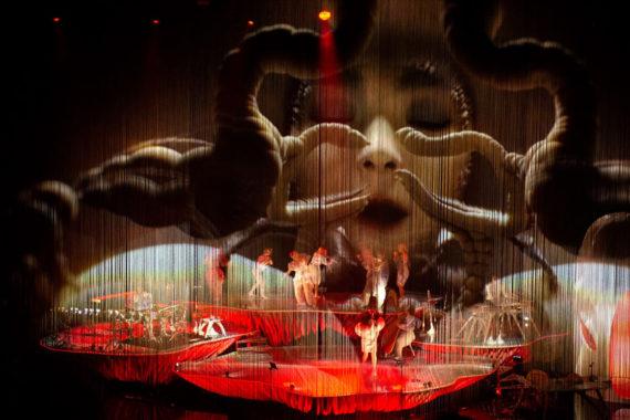 Björk - Cornucopia