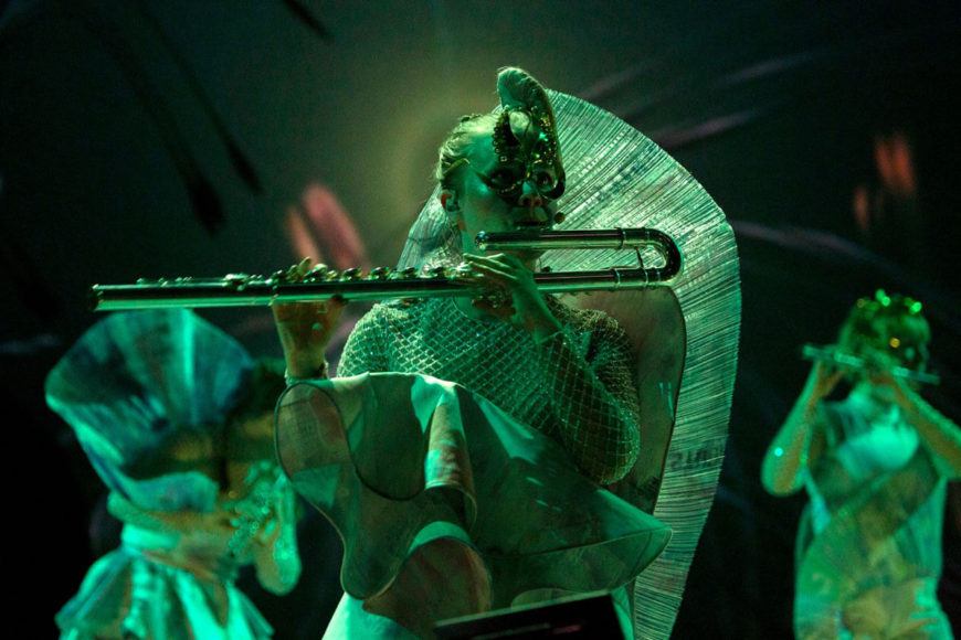 Cornucopia show, The Shed, New York / Img - Santiago Felipe
