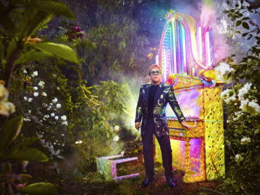 Elton John - Apócrifa Art Magazine