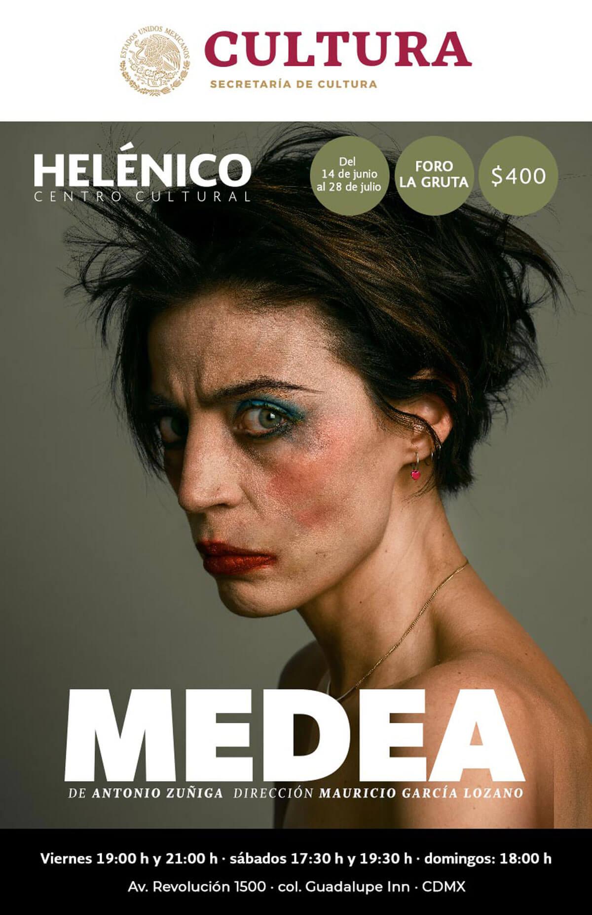 Medea - Agenda cultural