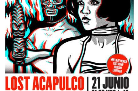 Relampagore Lost Acapulco