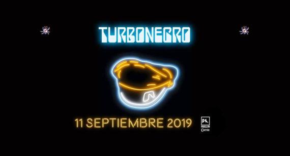 Turbonegro, agenda cultural